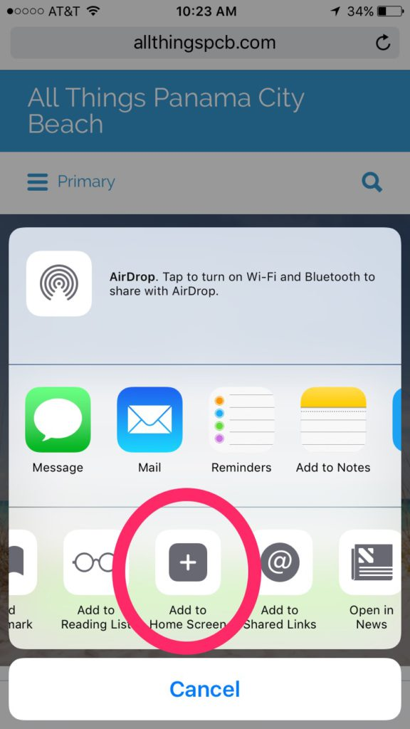How To Add Shortcuts on your Phone